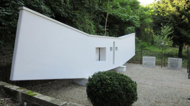 Olgiate Olona, June 26, 1959 - The memorial dedicated to the